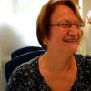 Mitarbeiterin Christine Habersbrunner