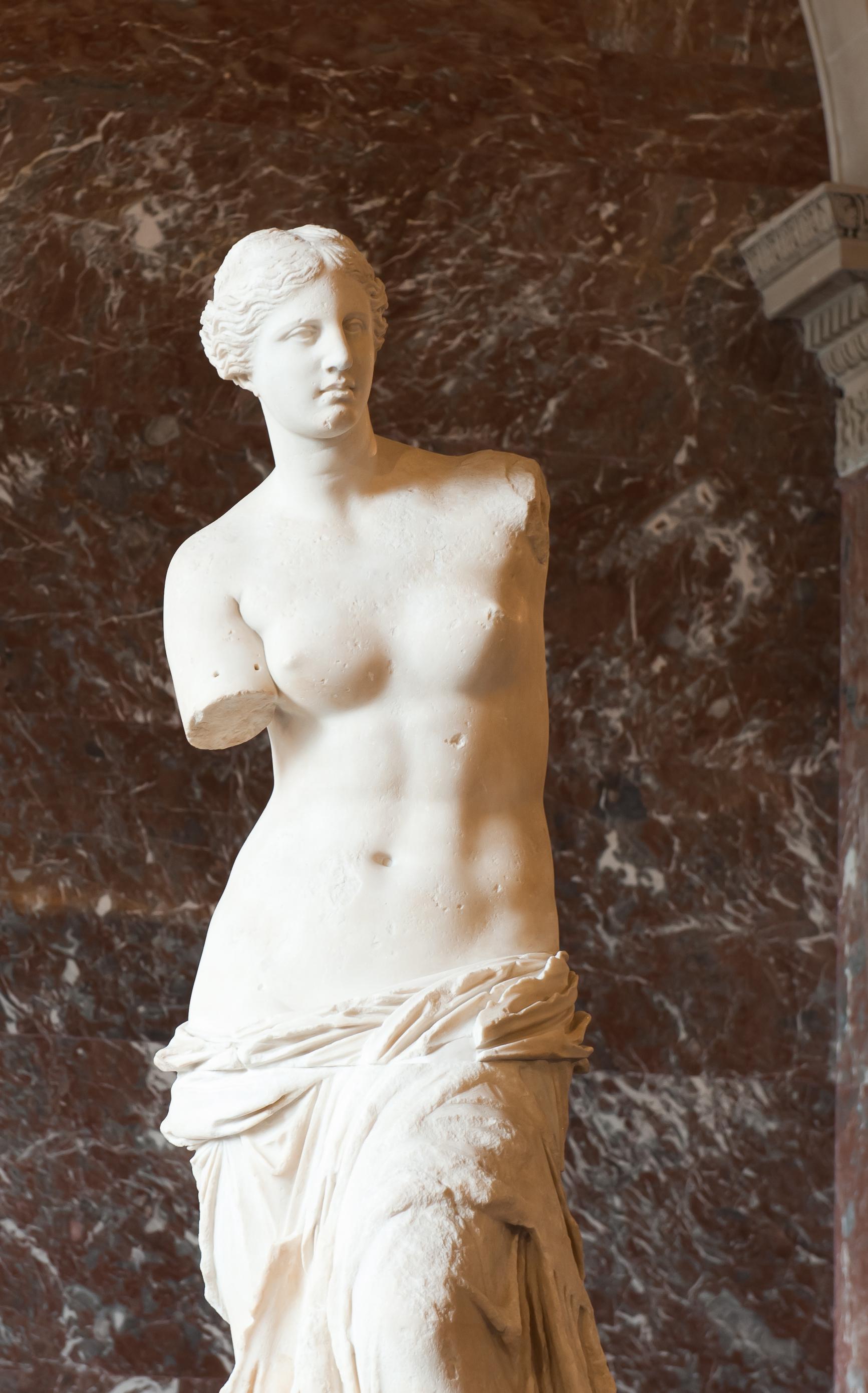 Venus Milo (Bauch) shutterstock_73348261